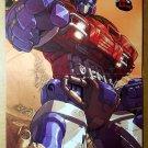 Optimus Prime DW Comics Poster by Pat Lee