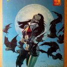 Vampirella Bats Harris Comics Poster by David Beck