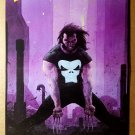 Wolverine Punisher Shirt Marvel Comic Poster by Esad Ribic