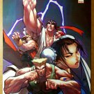 Street Fighter Image Comics Poster by Joe Madureira