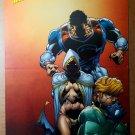 Supreme Power Marvel Comics Poster by Joe Quesada