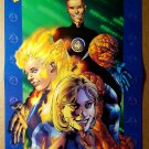 Ultimate Fantastic Four Marvel Comics Poster by Bryan Hitch