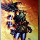 Dr Doom Marvel Comics Poster by Mike Wieringo