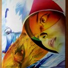 Battle of the Planets Princess Top Cow Comic Poster by Alex Ross