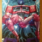Optimus Prime Transformers DW Comics Poster by Don Figueroa