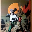 The Goon Hellboy Dark Horse Comics Poster by Mike Mignola