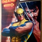 Wolverine Now Playing Marvel Comics Poster by Greg Horn