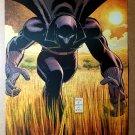 Black Panther Wakanda Marvel Comics Poster by John Romita Jr