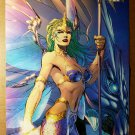 Soulfire Aspen Comics Poster by Jim Lee