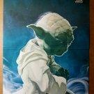 Star Wars Yoda Dark Horse Comics Poster by Hoon