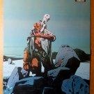 Hellboy Dark Horse Comics Poster by Mike Mignola