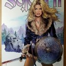 Arwyn Sojourn CrossGen Comics Poster by Greg Land