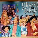 Strangers in Paradise Comic Poster by Terry Moore