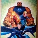Fantastic Four Marvel Comic Poster by Stuart Immonen