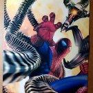 Spider-Man Vs Doctor Octopus Marvel Comics Poster by Greg Horn