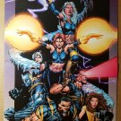 Ultimate X-Men Marvel Comic Poster by David Finch