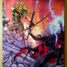 Arwyn Lady Death CrossGen Chaos Comics Poster by George Perez