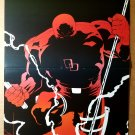 Daredevil Marvel Comic Poster by Joe Quesada