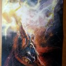 The Mighty Thor Avengers Marvel Comic Poster by Bill Sienkiewicz