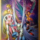 G-Force Battle of the Planets Top Cow Comics Poster by Marc Silvestri