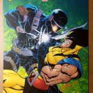 Wolverine vs G I Joe Snake Eyes X-Men Marvel Poster by J Scott Campbell