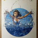 Fathom Top Cow Comics Poster by Michael Turner