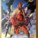 Hellboy and The BPRD Dark Horse Comic Poster by John Cassaday