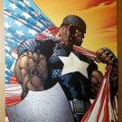 Avengers The Truth Luke Cage Marvel Comics Poster by Joe Quesada