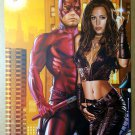 Daredevil Elektra Marvel Comics Poster by Greg Horn