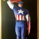Captain America Avengers Marvel Comics Poster by John Cassaday