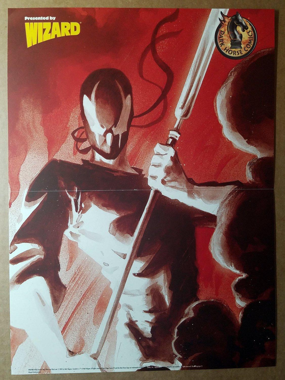 Grendel Dark Horse Comics Poster by Matt Wagner