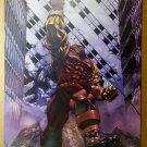 Juggernaut X-Men Villain Marvel Comics Poster by Kia Asamiya