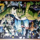 The Savage Dragon Image Comics Poster by Art Adams