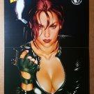Lara Croft Tomb Raider Top Cow Comics Poster by Adam Hughes