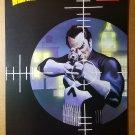 The Punisher Bullseye Marvel Comics Poster by Alex Ross