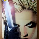 Athena Inc The Beginning Knife Image Comics Poster by Jay Anacleto