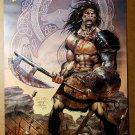Brath Mac Garen CrossGen Comic Poster by Andrea DiVito