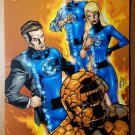 Fantastic Four Marvel Comics Poster by Carlos Pacheco