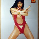 Vampirella Model Harris Comics Poster