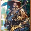 Just a Pilgrim Garden of Eden Black Bulls Comic Poster by J G Jones