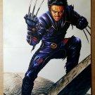 Wolverine Marvel Comics Poster by Joe Jusko