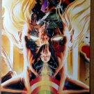 Avengers Universe X Sentry Marvel Comics Poster by Alex Ross