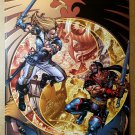 Sojourn Edvin Alexi CrossGen Poster by George Perez