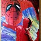 Spider-Man Daredevil Marvel Comics Poster by Alex Ross