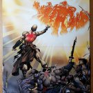 The First CrossGen Comic Poster by Bart Sears