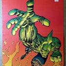 The Savage Dragon Image Comics Poster by Erik Larsen