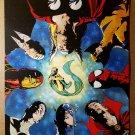 The Sentry Avengers Marvel Comics Poster by Jae Lee