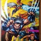 Ultimate X-Men Wolverine Storm Marvel Comics Poster by Adam Kubert