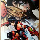 Vampi Vampirella Harris Comics Poster by Kevin Lau