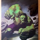 Hulk Smash Marvel Comics Poster by Kevin Nowlan